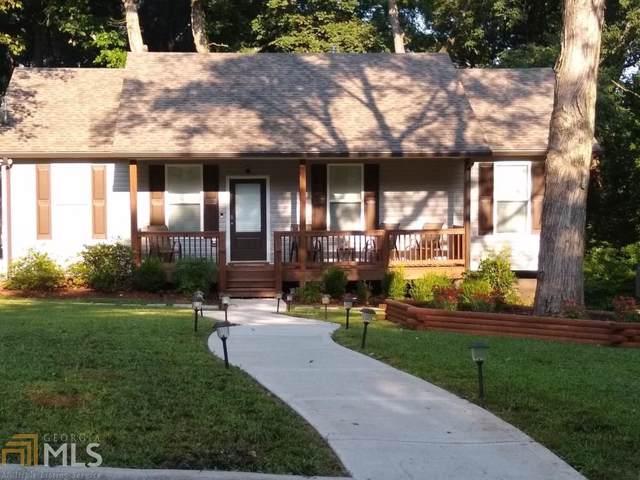 4382 Overlook Dr, Acworth, GA 30101 (MLS #8640790) :: Buffington Real Estate Group