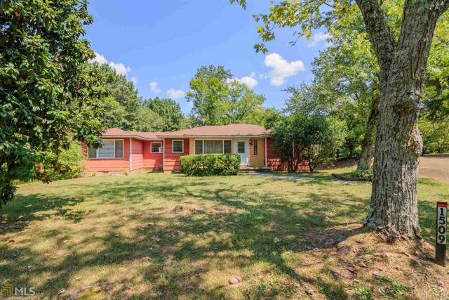 1509 S Chattanooga St, Lafayette, GA 30728 (MLS #8640976) :: Bonds Realty Group Keller Williams Realty - Atlanta Partners