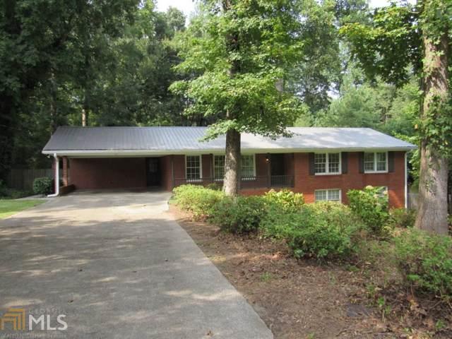 4295 Thomas Dr, Douglasville, GA 30134 (MLS #8641110) :: The Heyl Group at Keller Williams