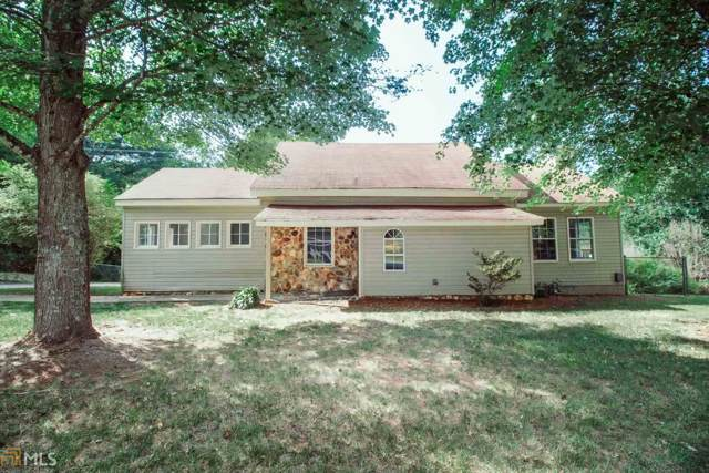 228 Banning Rd, Whitesburg, GA 30185 (MLS #8641159) :: The Realty Queen Team
