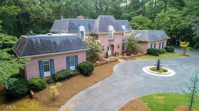 1772 Chartwell Trce, Stone Mountain, GA 30087 (MLS #8641336) :: The Heyl Group at Keller Williams