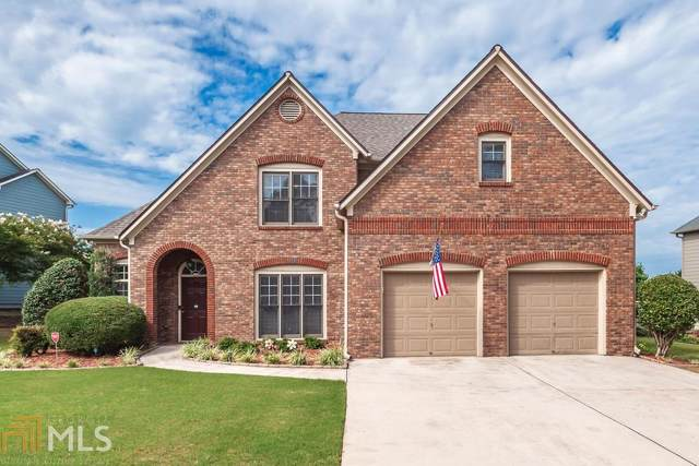 4031 Gold Mill Ridge Ridge, Canton, GA 30114 (MLS #8641546) :: RE/MAX Eagle Creek Realty