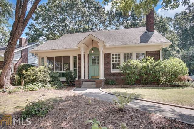 491 Clifton Rd, Atlanta, GA 30307 (MLS #8641594) :: Community & Council