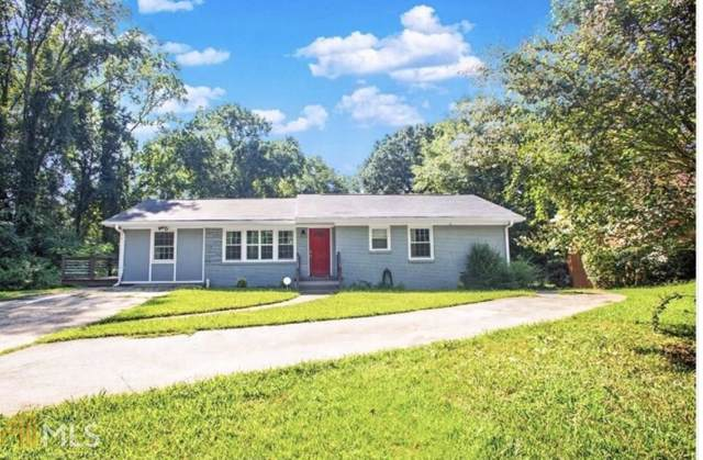 3167 Bonway, Decatur, GA 30032 (MLS #8641651) :: RE/MAX Eagle Creek Realty