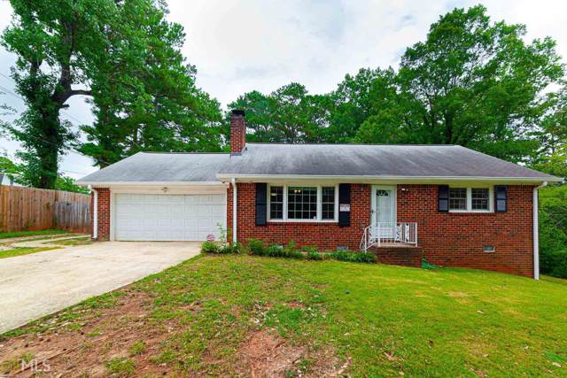 605 Doyal Mills Ct, Stone Mountain, GA 30083 (MLS #8641708) :: RE/MAX Eagle Creek Realty