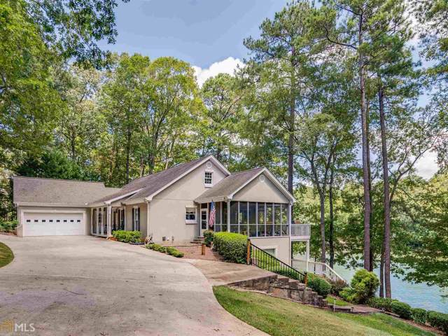 2040 Parks Mill Dr, Greensboro, GA 30642 (MLS #8641738) :: Athens Georgia Homes