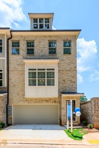 3309 Sangster Way #201, Decatur, GA 30032 (MLS #8641781) :: RE/MAX Eagle Creek Realty