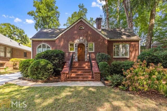 451 Burlington Rd, Atlanta, GA 30307 (MLS #8641817) :: Community & Council