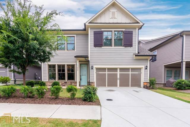 3000 Birchdale Dr, Milton, GA 30004 (MLS #8641827) :: The Heyl Group at Keller Williams