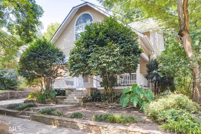 360 Brooks Ave, Atlanta, GA 30307 (MLS #8641859) :: The Heyl Group at Keller Williams