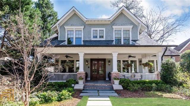 75 Montgomery Ferry Dr, Atlanta, GA 30309 (MLS #8641976) :: Royal T Realty, Inc.