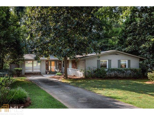 3677 Shadow Ln, Brookhaven, GA 30319 (MLS #8641987) :: Bonds Realty Group Keller Williams Realty - Atlanta Partners