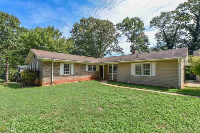 244 Rhodes Dr, Athens, GA 30605 (MLS #8642095) :: The Heyl Group at Keller Williams