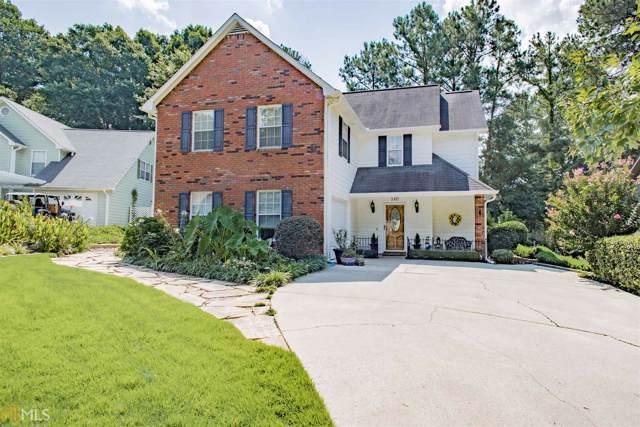 140 Braelinn Ct, Peachtree City, GA 30269 (MLS #8642414) :: Tim Stout and Associates