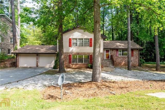 905 Rowland Rd, Stone Mountain, GA 30083 (MLS #8642463) :: RE/MAX Eagle Creek Realty