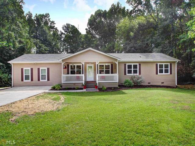 814 Old Beulah Rd, Lithia Springs, GA 30122 (MLS #8642467) :: The Heyl Group at Keller Williams