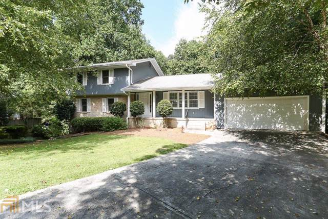 3707 Womack Rd, Peachtree Corners, GA 30360 (MLS #8642489) :: Tim Stout and Associates