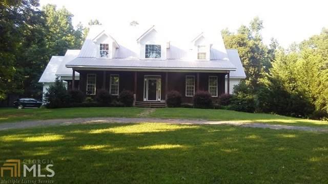 68 Jarrett Loop 26.4 Acres, Adairsville, GA 30103 (MLS #8642505) :: The Realty Queen Team