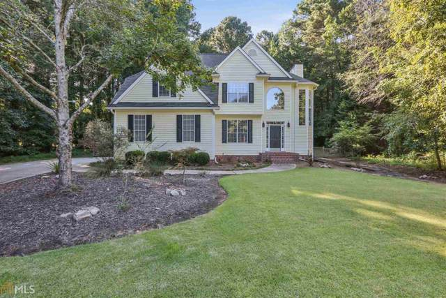 210 Monarch Dr, Peachtree City, GA 30269 (MLS #8642582) :: Tim Stout and Associates