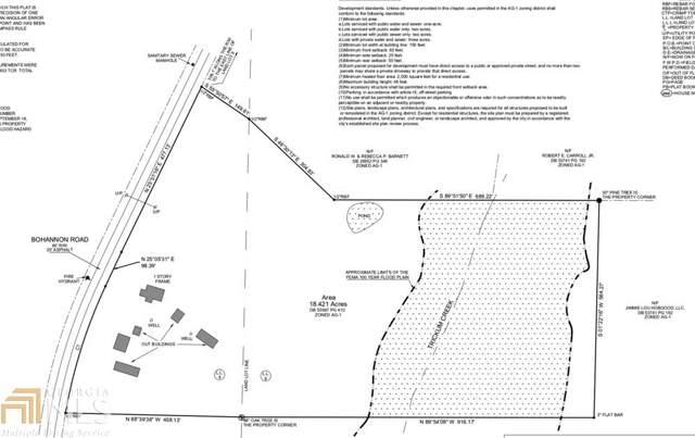 0 Bohannon, Fairburn, GA 30213 (MLS #8642658) :: The Heyl Group at Keller Williams