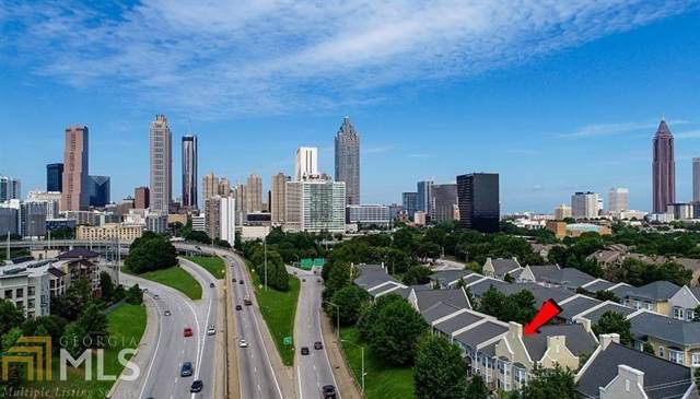 375 Highland Ave #610, Atlanta, GA 30312 (MLS #8642749) :: Community & Council