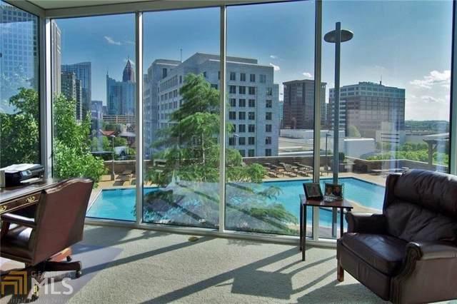 1080 Peachtree Street Ne #911, Atlanta, GA 30309 (MLS #8642772) :: RE/MAX Eagle Creek Realty