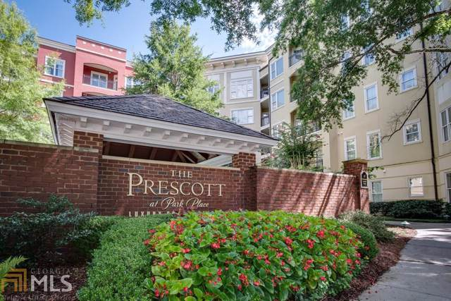 11 Perimeter Center E #1416, Atlanta, GA 30346 (MLS #8642797) :: Athens Georgia Homes