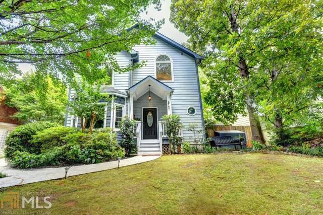 547 Linwood Avenue Ne, Atlanta, GA 30306 (MLS #8642824) :: RE/MAX Eagle Creek Realty