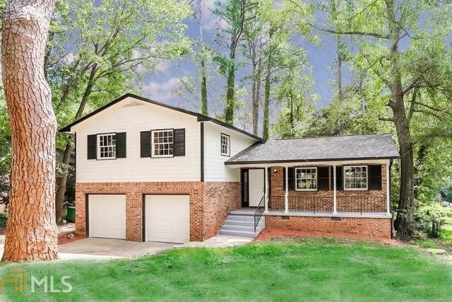 4145 Rue Dartagnan, Stone Mountain, GA 30083 (MLS #8642867) :: RE/MAX Eagle Creek Realty