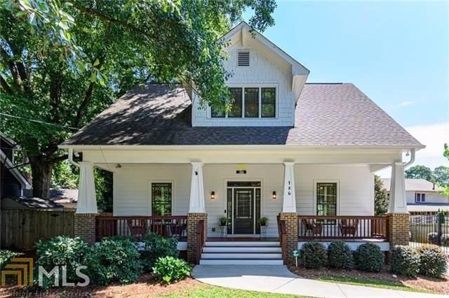 186 Carter Ave, Atlanta, GA 30317 (MLS #8642918) :: Bonds Realty Group Keller Williams Realty - Atlanta Partners
