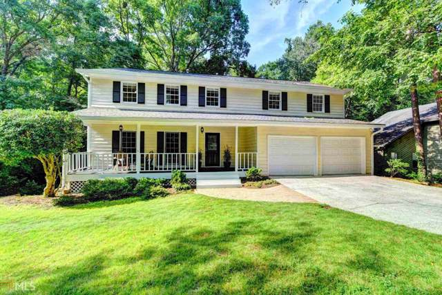 530 Silver Pine Trail, Roswell, GA 30076 (MLS #8643126) :: The Realty Queen Team