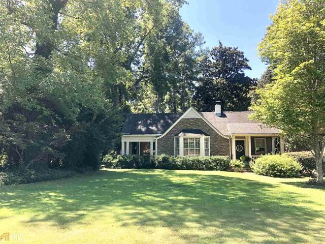 341 Country Club Road, Lagrange, GA 30240 (MLS #8643237) :: Tim Stout and Associates