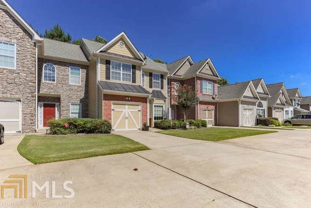 33 Village Glen, Dallas, GA 30157 (MLS #8643340) :: The Realty Queen Team