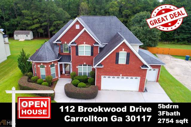 112 Brookwood Drive, Carrollton, GA 30117 (MLS #8643344) :: Tim Stout and Associates