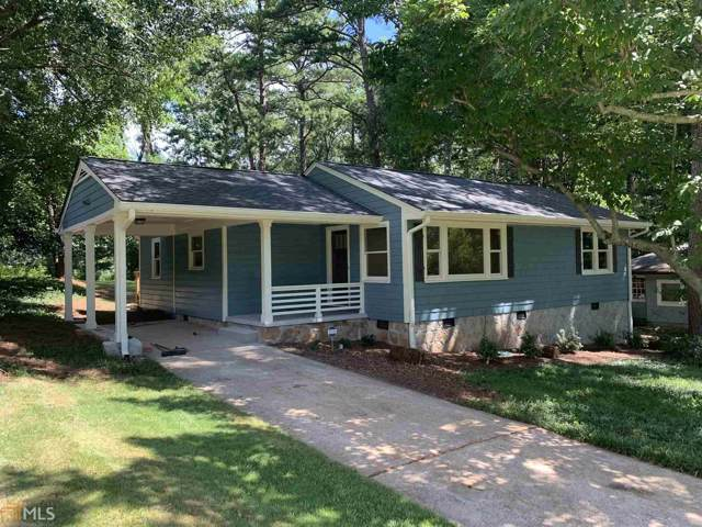 3470 Jackson Dr, Decatur, GA 30032 (MLS #8643370) :: RE/MAX Eagle Creek Realty