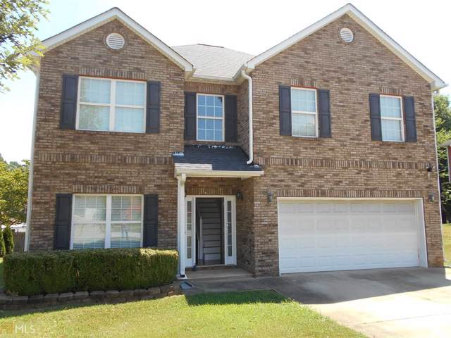 5760 Pearson Pl, Forest Park, GA 30297 (MLS #8643398) :: The Heyl Group at Keller Williams