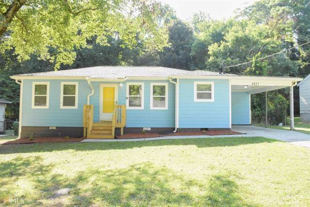 2637 Rex, Atlanta, GA 30331 (MLS #8643418) :: The Realty Queen Team
