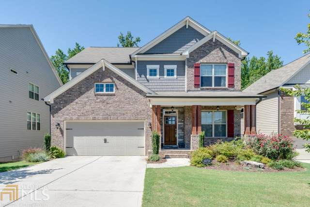 670 Weatherby Lane, Cumming, GA 30041 (MLS #8643470) :: The Durham Team