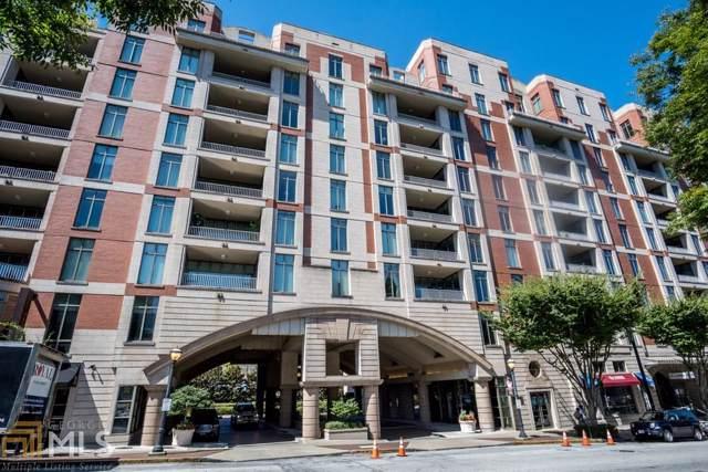 250 Park Ave W #312, Atlanta, GA 30313 (MLS #8643548) :: The Heyl Group at Keller Williams