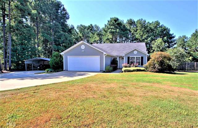 66 Sunrise Dr, Grantville, GA 30220 (MLS #8643584) :: Tim Stout and Associates