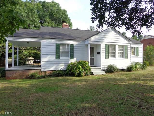 208 Screven Street, Sylvania, GA 30467 (MLS #8643645) :: The Stadler Group