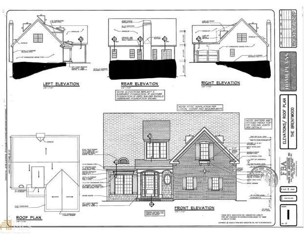 135 Mountain View Ct, Fayetteville, GA 30215 (MLS #8643669) :: Tim Stout and Associates