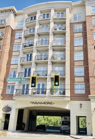 2255 Peachtree Road Ne #428, Atlanta, GA 30309 (MLS #8643672) :: Tim Stout and Associates