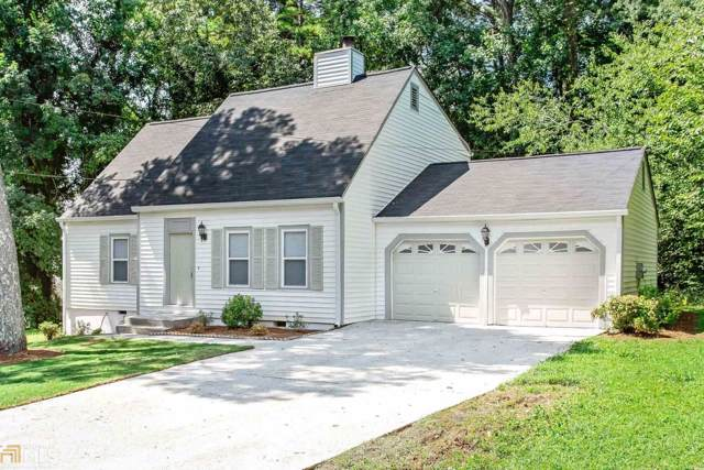 1461 Bentley Woods Ln, Lithonia, GA 30058 (MLS #8643725) :: The Heyl Group at Keller Williams