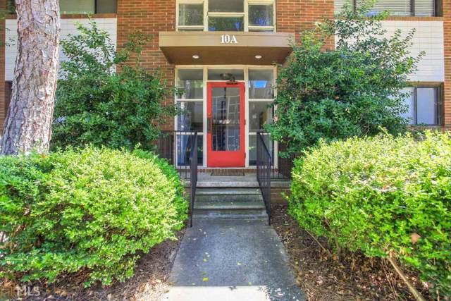 10 26th St A2, Atlanta, GA 30309 (MLS #8643790) :: Buffington Real Estate Group