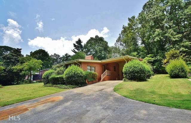 610 Holly Dr, Gainesville, GA 30501 (MLS #8643912) :: Bonds Realty Group Keller Williams Realty - Atlanta Partners