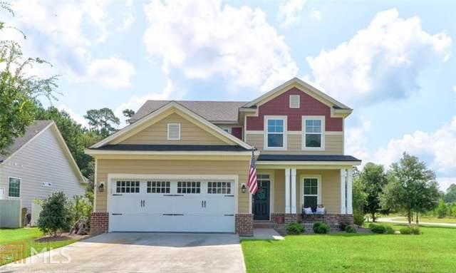 4 Warblers Way, Savannah, GA 31419 (MLS #8643952) :: The Heyl Group at Keller Williams