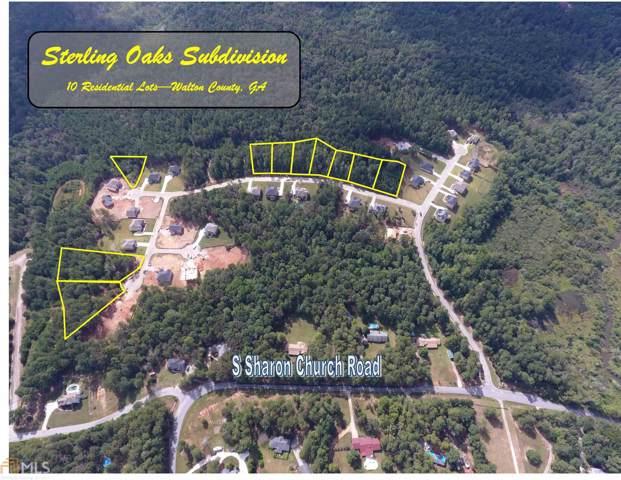 4428 Meadowwood Dr #18, Loganville, GA 30052 (MLS #8644159) :: Crown Realty Group