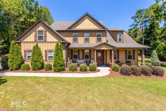 31 Timbercreek Estates Dr, Sharpsburg, GA 30277 (MLS #8644184) :: The Realty Queen Team