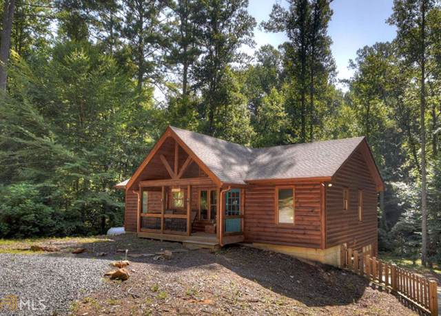 126 Ledger Dr, Ellijay, GA 30540 (MLS #8644238) :: Team Cozart